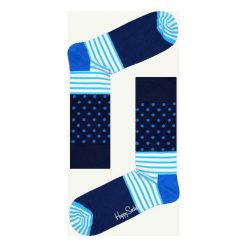 Bielizna damska: Skarpety Happy Socks Stripes & Dots (SD01-066)