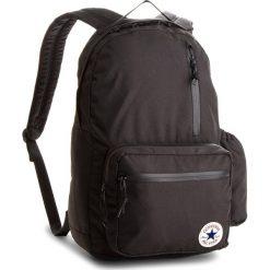 Plecak CONVERSE - 10004800-A01 001. Czarne plecaki męskie marki Converse, z materiału. W wyprzedaży za 149,00 zł.
