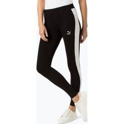 Puma - Sportowe legginsy damskie, czarny. Czarne legginsy sportowe damskie Puma, s, w paski. Za 179,95 zł.
