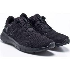 Under Armour - Buty Thrill 3. Czarne buty do biegania męskie Under Armour, z materiału, na sznurówki. W wyprzedaży za 239,90 zł.