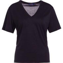 T-shirty damskie: Polo Ralph Lauren LUX Tshirt basic black