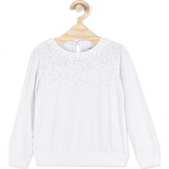Koszulka. Brązowe bluzki dziewczęce z długim rękawem marki ANGEL QUEEN, z elastanu. Za 39,90 zł.