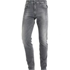 Jeansy męskie: Replay JONDRILL Jeans Skinny Fit grey denim