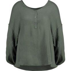 Bluzki asymetryczne: Teddy Smith TADEO Bluzka khaki