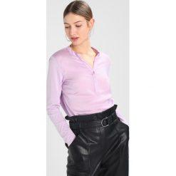 Bluzki asymetryczne: b.young PARVIN BLOUSE Bluzka purple
