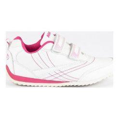Dziewczęce buty sportowe HASBY. Białe buty sportowe dziewczęce HASBY. Za 59,90 zł.