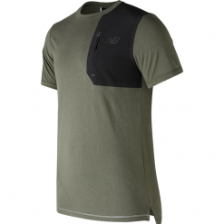 T-shirty męskie: New Balance MT73501MFG