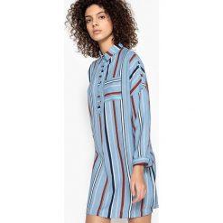 Długie sukienki: Sukienka koszulowa w paski CESAR