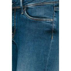 Pepe Jeans - Jeansy Lola. Szare jeansy damskie Pepe Jeans, z jeansu. W wyprzedaży za 239,90 zł.