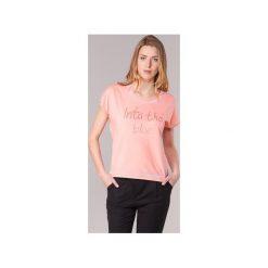T-shirty z krótkim rękawem Freeman T.Porter  OCELIA BLUE. Czerwone t-shirty damskie Freeman T. Porter, l. Za 111,30 zł.