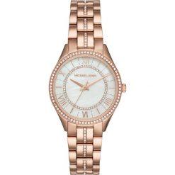 Zegarek MICHAEL KORS - Lauryn MK3716 Rose Gold/Rose Gold. Czerwone zegarki damskie Michael Kors. W wyprzedaży za 969,00 zł.