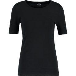 Topy sportowe damskie: J.CREW PERFECT FIT Tshirt basic black