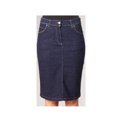 Spódnice krótkie Armani jeans  DRENOZ. Czarne minispódniczki marki Armani Jeans, z jeansu. Za 496,30 zł.