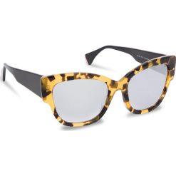 Okulary przeciwsłoneczne MARELLA - Rock 38010182  003. Brązowe okulary przeciwsłoneczne damskie aviatory Marella. W wyprzedaży za 339,00 zł.