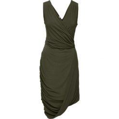 Sukienki balowe: Sukienka bonprix oliwkowy