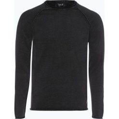 Solid - Sweter męski – Malvin, czarny. Czarne swetry klasyczne męskie Solid, m. Za 99,95 zł.