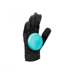 RĘKAWICZKI LONGBOARD TEAM czarne. Czarne rękawiczki męskie OXELO, z elastanu. Za 109,99 zł.