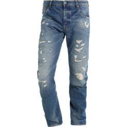 GStar ARCZ 3D SLIM Jeansy Relaxed Fit scatter denim. Niebieskie jeansy męskie G-Star. W wyprzedaży za 395,40 zł.