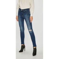 Levi's - Jeansy 311. Brązowe jeansy damskie rurki marki Levi's®, z obniżonym stanem. Za 349,90 zł.