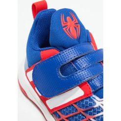Adidas Performance Tenisówki i Trampki collegiate royal/white/vivid red. Niebieskie trampki chłopięce adidas Performance, z gumy. W wyprzedaży za 125,30 zł.