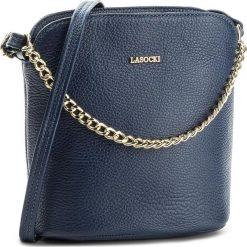 Torebka LASOCKI - VS4262  Granatowy 1. Czarne torebki klasyczne damskie marki Lasocki, ze skóry. Za 169,99 zł.