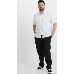 Koszule męskie na spinki: Dickies SHORT SLEEVE SLIM Koszula white