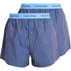 Bokserki męskie: Calvin Klein Underwear SLIM FIT BOXER 2 PACK Bokserki turin