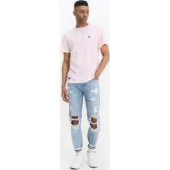 Cayler & Sons HEAVY CUT SID Jeansy Relaxed Fit light blue. Niebieskie jeansy męskie Cayler & Sons. Za 379,00 zł.