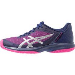 ASICS GEL COURT SPEED Obuwie multicourt blue print/pink glo. Czarne buty sportowe damskie marki Asics, do biegania. Za 509,00 zł.