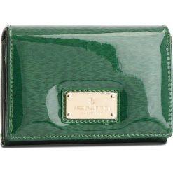 Duży Portfel Damski PETERSON - 445-14-5-13  Green. Zielone portfele damskie Peterson, z lakierowanej skóry. Za 139,00 zł.