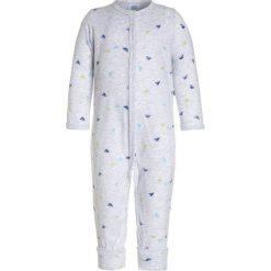 Bielizna chłopięca: Sanetta OVERALL ALLOVER PAPIERFLIEGER BABY BOYS Piżama sand melange