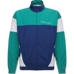 Champion Reverse Weave TRACK TOP Kurtka sportowa blue/green. Niebieskie kurtki sportowe męskie Champion Reverse Weave, l, z materiału. Za 379,00 zł.