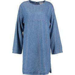 Sukienki hiszpanki: Native Youth WIDE SLEEVE PANELLED Sukienka jeansowa indigo