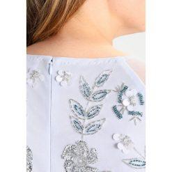 Sukienki hiszpanki: Frock and Frill Curve Sukienka koktajlowa lilac