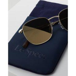 Okulary przeciwsłoneczne damskie: Le Specs NEPTUNE Okulary przeciwsłoneczne goldcoloured
