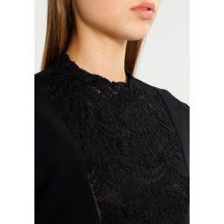 Sukienki hiszpanki: Rich & Royal Sukienka z dżerseju black