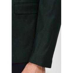 Marynarki męskie: YOURTURN Marynarka garniturowa dark green