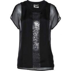 Tunika z cekinami bonprix czarny. Czarne tuniki damskie eleganckie marki bonprix. Za 74,99 zł.