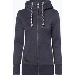 Ragwear - Damska bluza rozpinana – Neska Zip, niebieski. Niebieskie bluzy rozpinane damskie marki Ragwear, xl. Za 309,95 zł.