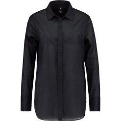 GStar DELINE BF SHIRT Koszula dark black. Białe koszule damskie marki G-Star, z nadrukiem. Za 369,00 zł.