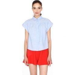 Koszule body: Koszula z krótkim rękawem