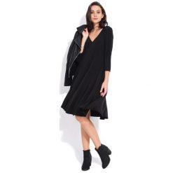 Fille Du Couturier Sukienka Damska Nani 36 Czarny. Czarne sukienki balowe Fille Du Couturier. Za 229,00 zł.