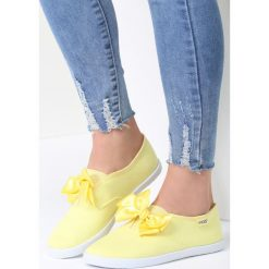 Żółte Tenisówki Bright Lilac. Żółte tenisówki damskie vices. Za 29,99 zł.