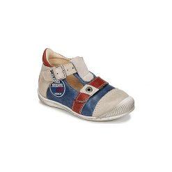Sandały Dziecko  GBB  STANISLAS. Niebieskie sandały chłopięce GBB. Za 231,20 zł.