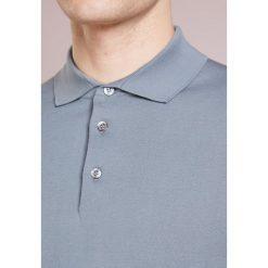 Drumohr Koszulka polo grigio. Białe koszulki polo marki Bambi, l, z nadrukiem, z okrągłym kołnierzem. W wyprzedaży za 499,50 zł.