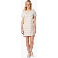 Drykorn - Sukienka damska – Yelle, szary. Szare sukienki balowe DRYKORN, l, w paski, z bawełny. Za 439,95 zł.