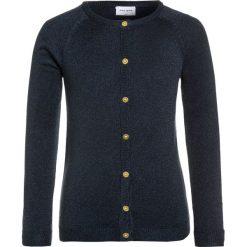 The New AYA GLITTER CARDIGAN Kardigan black iris. Białe swetry chłopięce marki The New, z bawełny. W wyprzedaży za 135,20 zł.