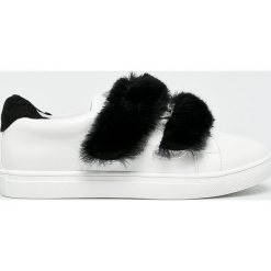 Public Desire - Buty. Szare buty sportowe damskie marki Public Desire, z materiału. W wyprzedaży za 149,90 zł.