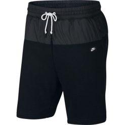 Spodenki Nike NSW Modern Short (886247-010). Czarne spodenki i szorty męskie Nike, z bawełny. Za 119,99 zł.