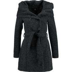 Płaszcze damskie: ONLY ONLLISA  Płaszcz wełniany /Płaszcz klasyczny dark grey melange
